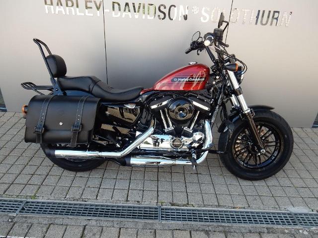 Motorrad kaufen HARLEY-DAVIDSON XL 1200 XS Sportster Forty Eight Special Occasion
