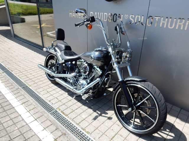 Acheter une moto HARLEY-DAVIDSON FXSB 1690 Softail Breakout ABS Occasions