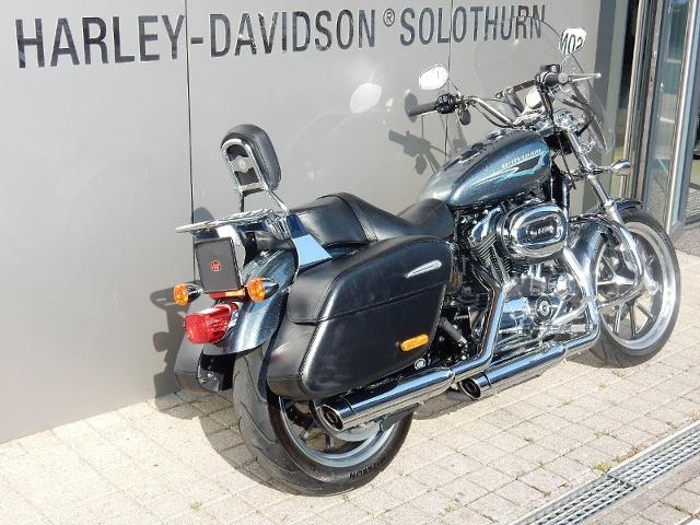 Acheter une moto HARLEY-DAVIDSON XL 1200 T Sportster Superlow Occasions