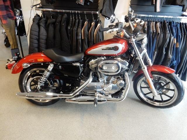 Motorrad kaufen HARLEY-DAVIDSON XL 883 L Sportster Super Low Neufahrzeug