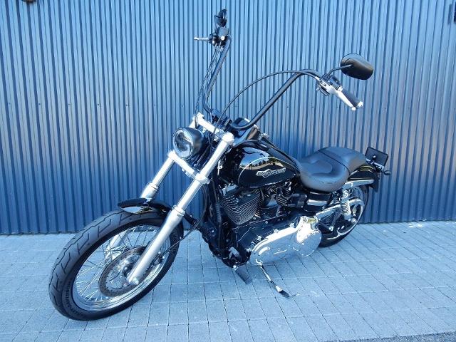 Motorrad kaufen HARLEY-DAVIDSON FXDC 1585 Dyna Super Glide Custom ABS Occasion