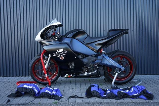 Motorrad kaufen BUELL 1125 R Occasion