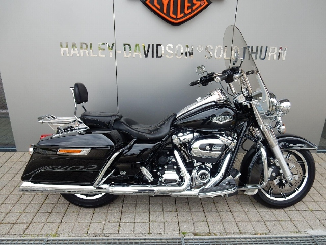 Acheter une moto HARLEY-DAVIDSON FLHR 1745  Road King ABS Occasions