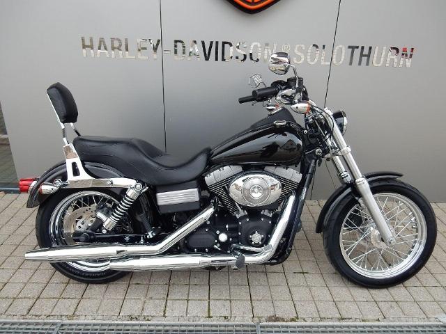 Motorrad kaufen HARLEY-DAVIDSON FXDBI 1450 Dyna Street Bob Occasion