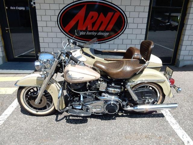 Motorrad kaufen HARLEY-DAVIDSON FLH 1340 Electra Glide Seitenwagen Occasion