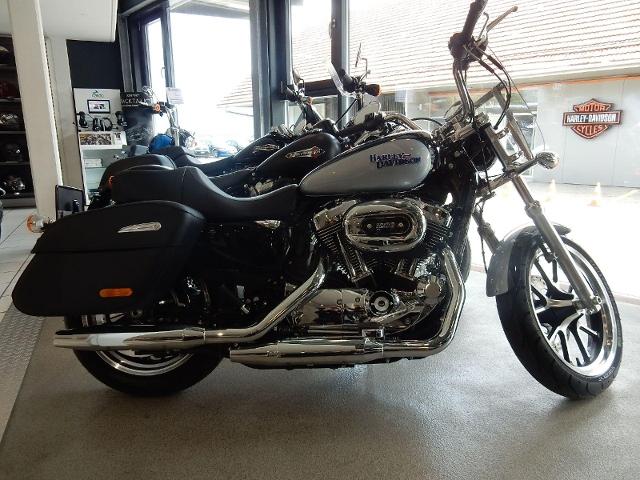 Motorrad kaufen HARLEY-DAVIDSON XL 1200 T Sportster Superlow Neufahrzeug