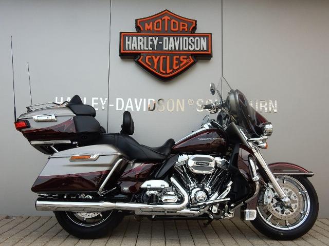 Motorrad kaufen HARLEY-DAVIDSON FLHTKSE CVO 1801 Electra Glide Ultra Limited ABS Occasion