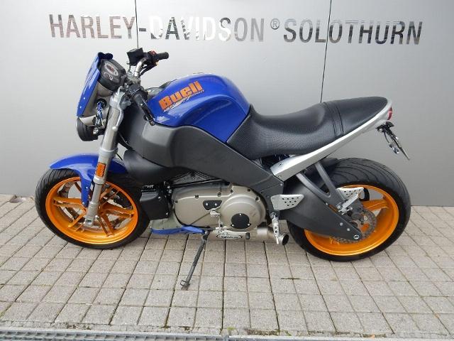 Motorrad kaufen BUELL XB12S 1200 Lightning Occasion