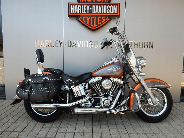 Motorrad kaufen HARLEY-DAVIDSON FLSTC 1690 Softail Heritage Classic Occasion