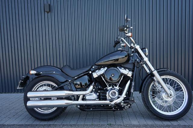 Motorrad kaufen HARLEY-DAVIDSON FXST 1745 Softail Standard 107 Neufahrzeug