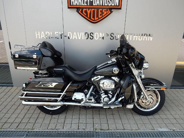 Motorrad kaufen HARLEY-DAVIDSON FLHTCUI 1450 Electra Glide Ultra Classic Occasion