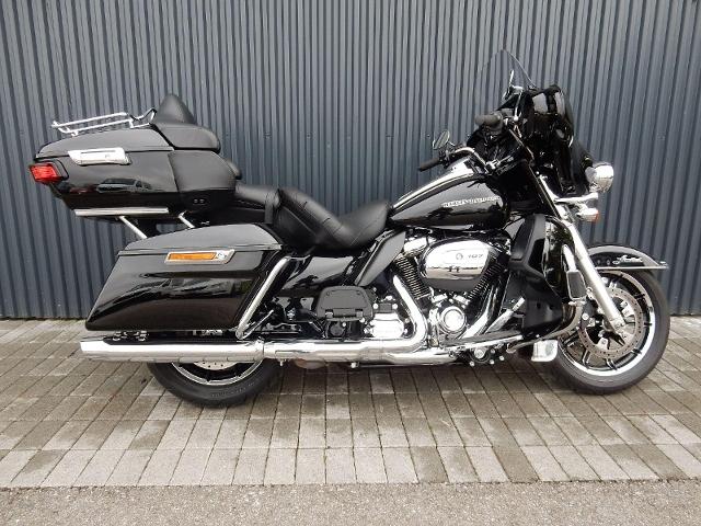 Motorrad kaufen HARLEY-DAVIDSON FLHTK 1745 Electra Glide Ultra Limited ABS Occasion