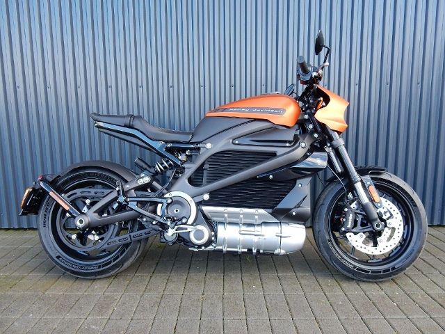 Motorrad kaufen HARLEY-DAVIDSON ELW LiveWire Occasion