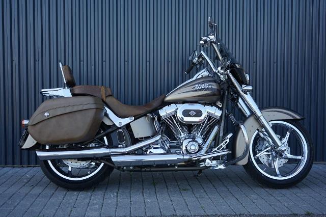 Motorrad kaufen HARLEY-DAVIDSON FLSTSE3 CVO 1801 Softail Convertible Occasion