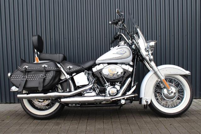 Motorrad kaufen HARLEY-DAVIDSON FLSTC 1584 Softail Heritage Classic Occasion