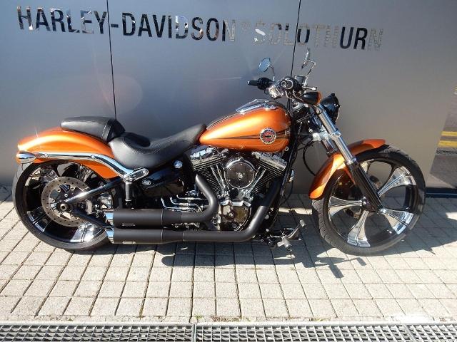 Acheter une moto HARLEY-DAVIDSON FXSB 1690 Softail Breakout ABS Occasions