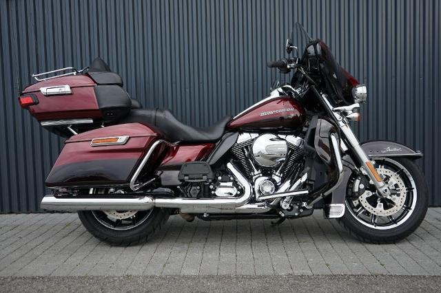 Motorrad kaufen HARLEY-DAVIDSON FLHTK 1690 Electra Glide Ultra Limited ABS Occasion