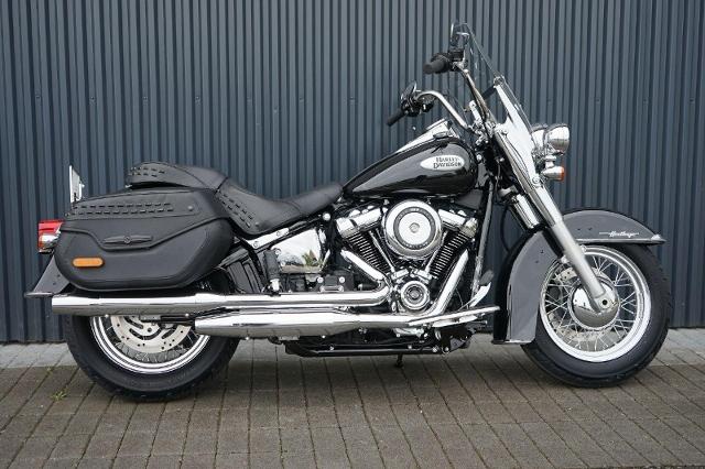 Motorrad kaufen HARLEY-DAVIDSON FLHC 1745 Heritage Classic 107 Neufahrzeug