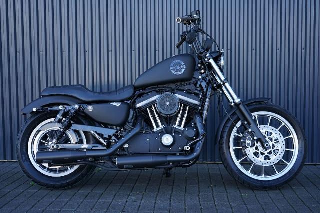 Motorrad kaufen HARLEY-DAVIDSON XL 883 R Sportster Roadster ABS Occasion
