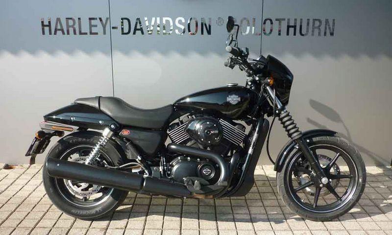 Motorrad Mieten & Roller Mieten HARLEY-DAVIDSON Street 750