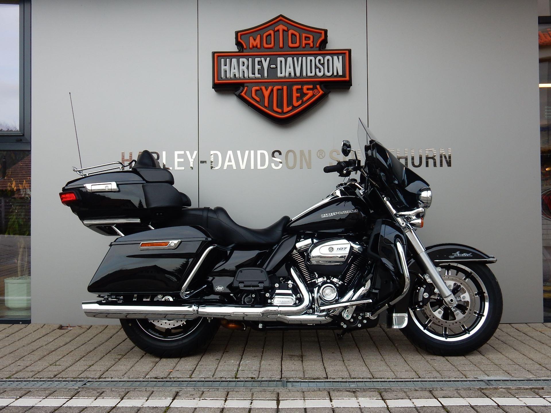 Motorrad Mieten & Roller Mieten HARLEY-DAVIDSON FLHTK 1745 Electra Glide Ultra Limited ABS