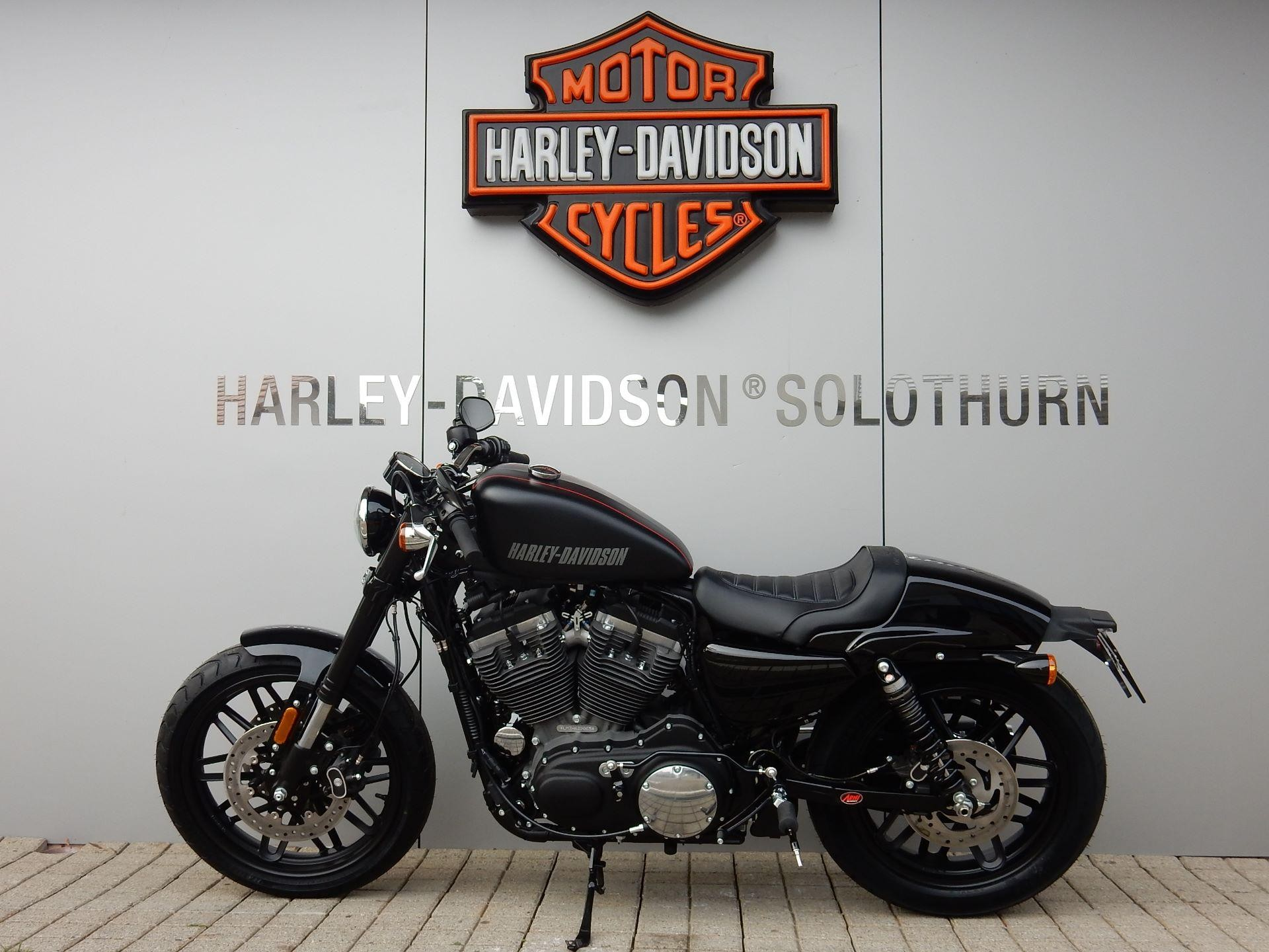 motorrad occasion kaufen harley davidson xl 1200 cx sportster roadster abs arni harley davidson. Black Bedroom Furniture Sets. Home Design Ideas