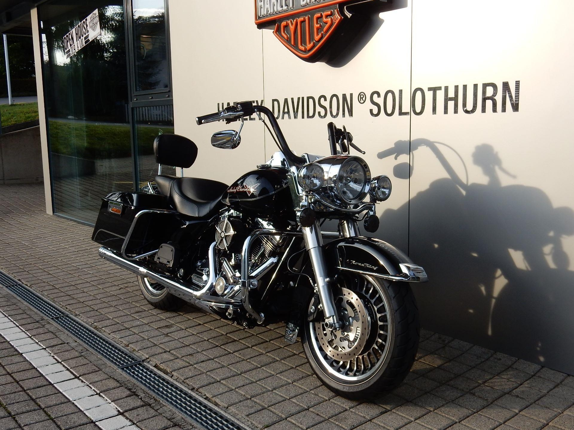 moto occasions acheter harley davidson flhr 1584 road king abs arni harley davidson hessigkofen. Black Bedroom Furniture Sets. Home Design Ideas
