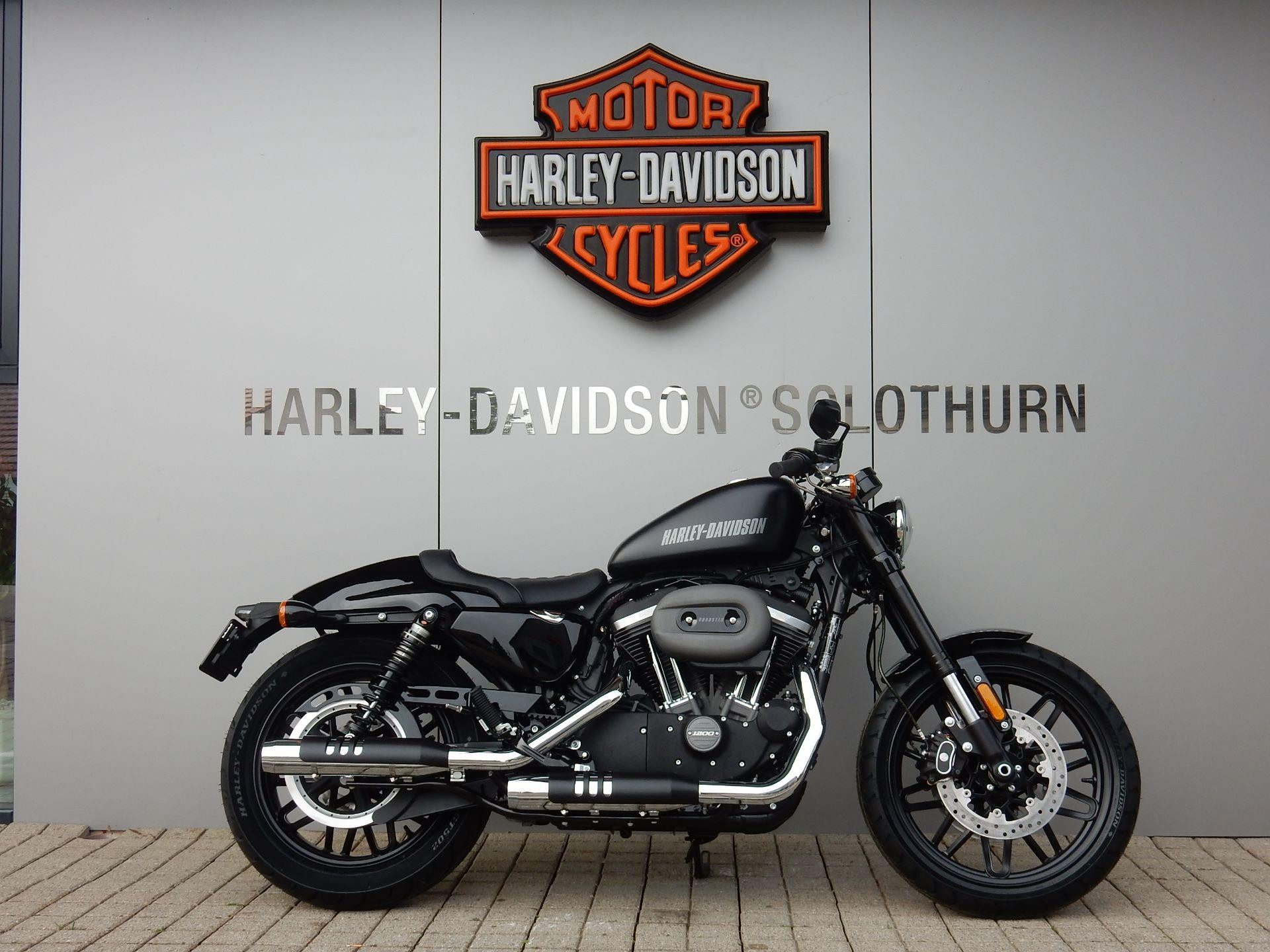 Motorrad Mieten & Roller Mieten HARLEY-DAVIDSON XL 1200CX Sportster Roadster