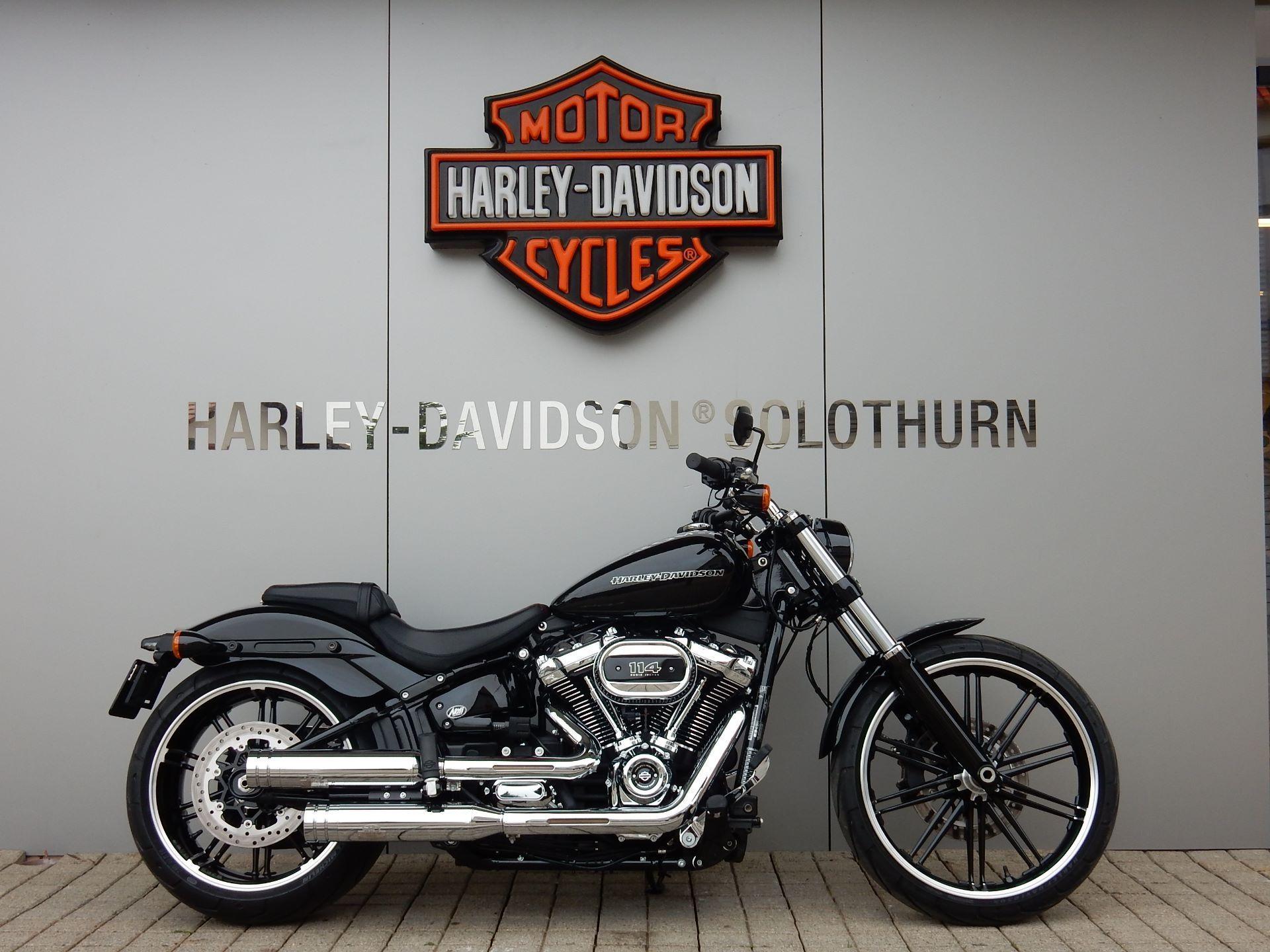 Motorrad Mieten & Roller Mieten HARLEY-DAVIDSON FXSB 1690 Softail Breakout ABS
