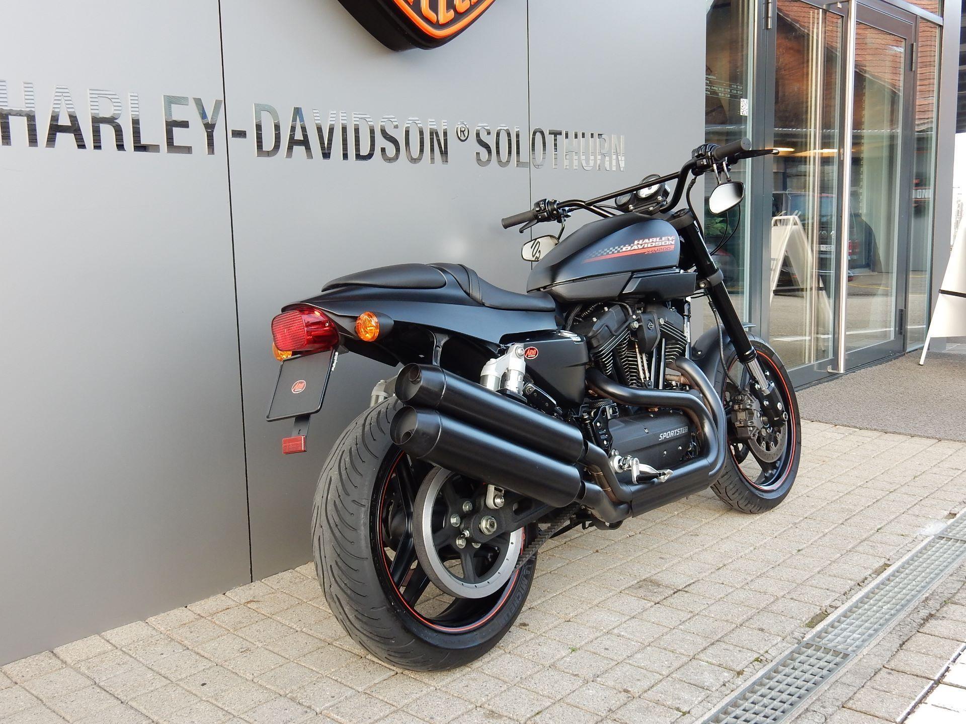 motorrad occasion kaufen harley davidson xr 1200x sportster arni harley davidson hessigkofen. Black Bedroom Furniture Sets. Home Design Ideas