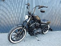 Töff kaufen HARLEY-DAVIDSON XL 883 N Iron ABS Custom