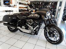 Motorrad kaufen Neufahrzeug HARLEY-DAVIDSON FLSB 1745 Softail Sport Glide 107 (custom)