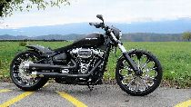 Buy motorbike New vehicle/bike HARLEY-DAVIDSON FXBRS 1868 BREAKOUT 114 (custom)