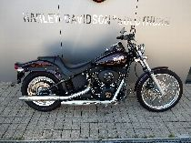 Motorrad kaufen Occasion HARLEY-DAVIDSON FXSTBI 1450 Softail Night Train (custom)