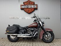 Motorrad Mieten & Roller Mieten HARLEY-DAVIDSON FLHCS 1868 Heritage Classic 114 (Custom)