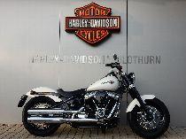 Acheter moto HARLEY-DAVIDSON FLSL 1745 Softail Slim 107 Custom