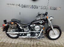Acheter moto HARLEY-DAVIDSON FLSTF 1340 Softail Fat Boy Custom