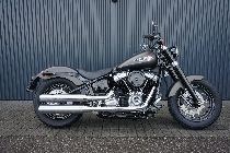 Motorrad kaufen Neufahrzeug HARLEY-DAVIDSON FLSL 1745 Softail Slim 107 (custom)