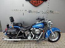Acheter moto HARLEY-DAVIDSON FLSTC 1340 Softail Heritage Classic Custom