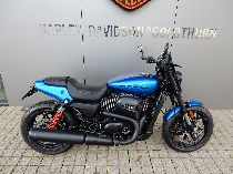 Acheter une moto neuve HARLEY-DAVIDSON Street Rod 750 (custom)