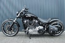 Motorrad kaufen Occasion HARLEY-DAVIDSON FXBRS 1868 BREAKOUT 114 (custom)