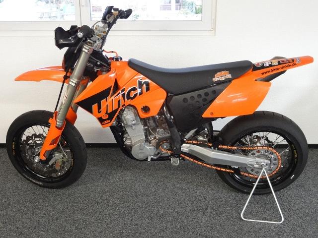 Motorrad kaufen KTM Spezial SMR 450 Occasion