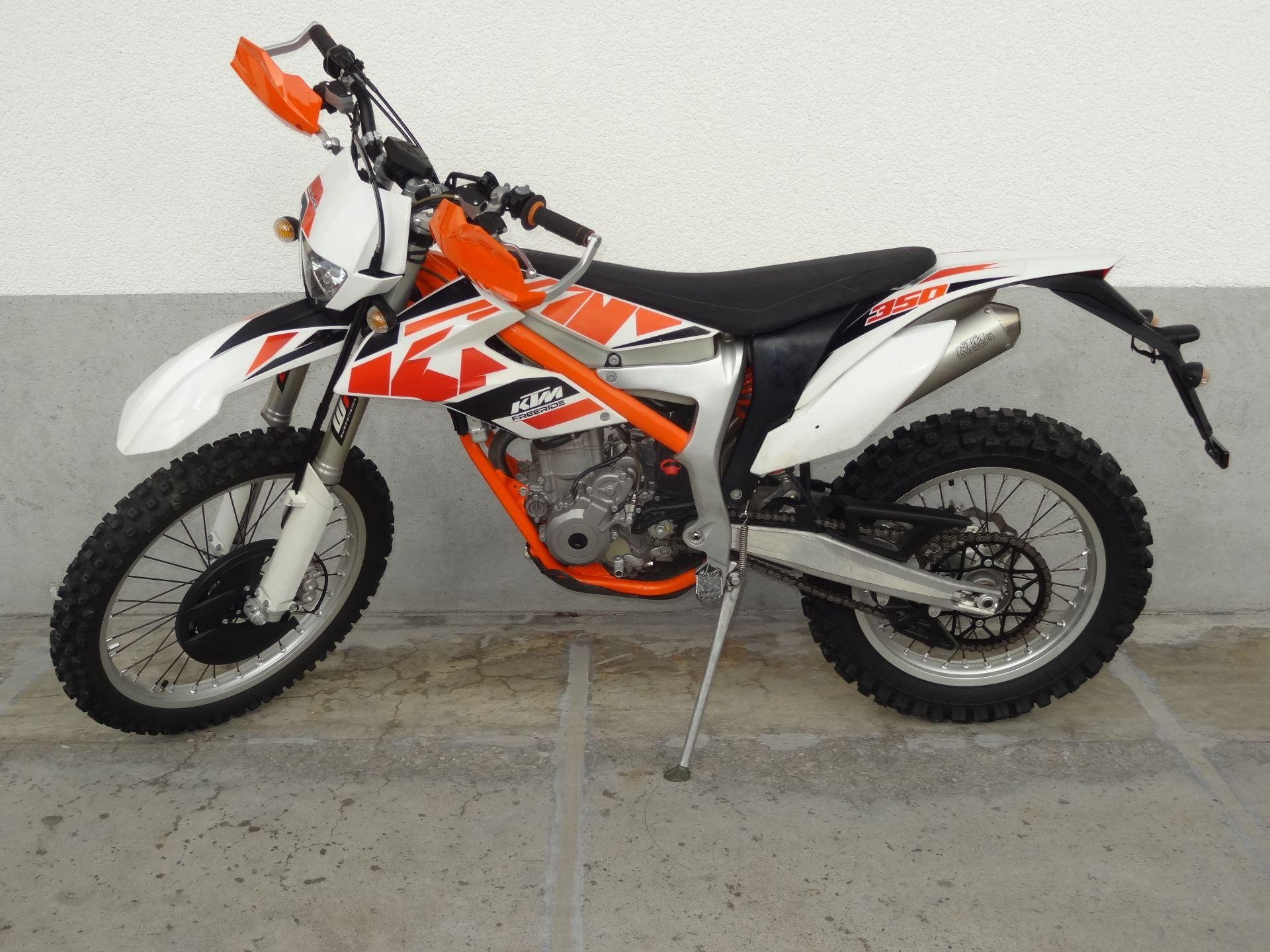 moto occasions acheter ktm 350 freeride 4t ktm service m riken. Black Bedroom Furniture Sets. Home Design Ideas