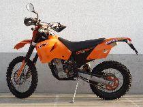 Motorrad kaufen Occasion KTM 500 EXC (enduro)