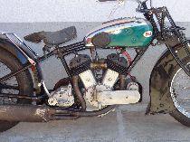 Motorrad kaufen Oldtimer BSA G 32