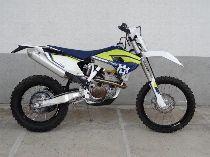 Motorrad kaufen Occasion HUSQVARNA 350 FE (enduro)