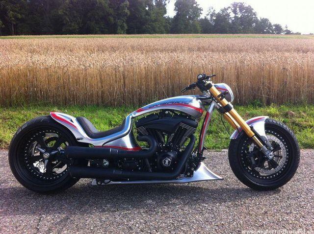 Motorrad kaufen WALZ HARDCORE Alle Le Mans Ref. 0614 Occasion