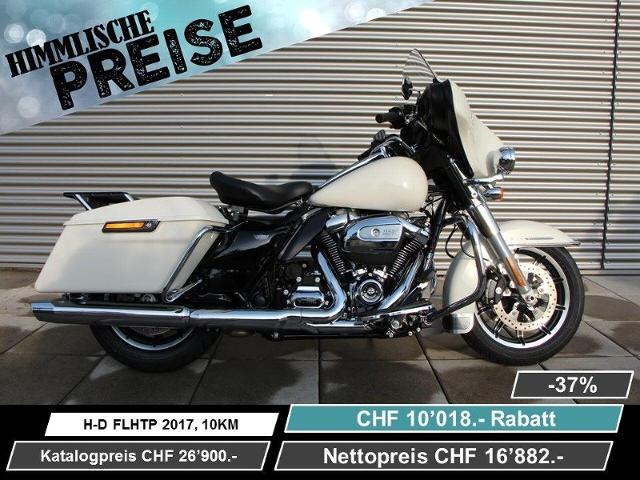 Motorrad kaufen HARLEY-DAVIDSON FLHTP 1745 Electra Glide Police ABS Ref. 2043 Neufahrzeug