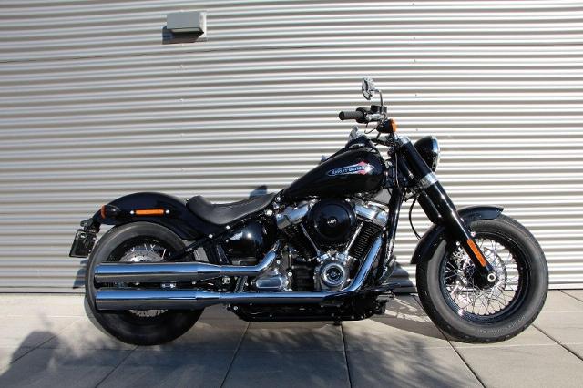 Motorrad kaufen HARLEY-DAVIDSON FLSL 1745 Softail Slim 107 Ref. FLSL 7242 Neufahrzeug