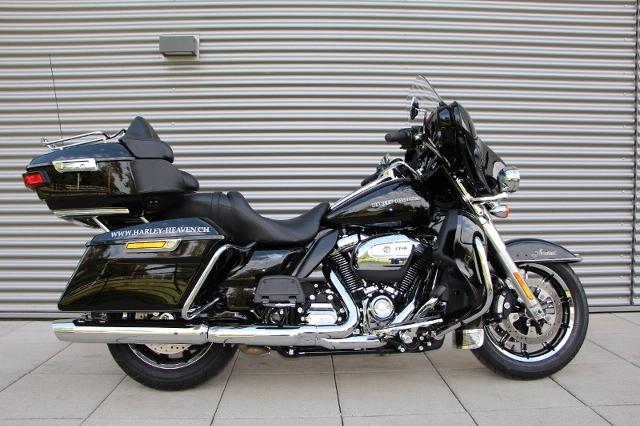 Motorrad kaufen HARLEY-DAVIDSON FLHTK 1868 Electra Glide Ultra Limited Ref. 4160 Occasion